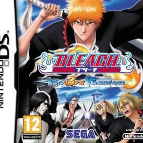 The cover art of the game Bleach: The 3rd Phantom.