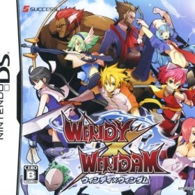 The cover art of the game Windy x Windam.