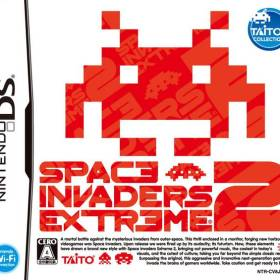 The cover art of the game Space Invaders Extreme 2.