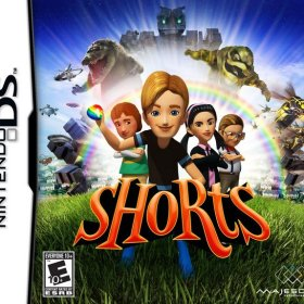 The cover art of the game Shorts .