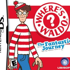 The cover art of the game Where's Waldo: The Fantastic Journey .