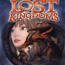 The cover art of the game Lost Kingdoms.