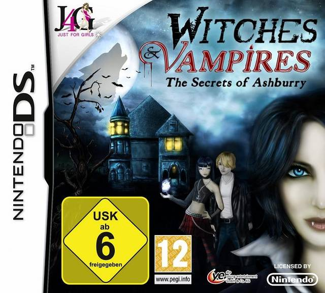 Witches & Vampires: The Secrets of Ashburry