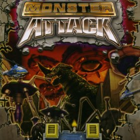 The coverart thumbnail of Monster Attack