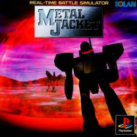 The cover art of the game Metal Jacket.