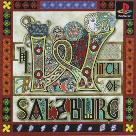 The cover art of the game Salzburg no Majo: The Witch of Salzburg.