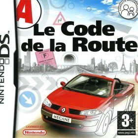 The cover art of the game Code de la Route.