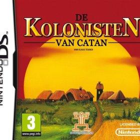 The cover art of the game Kolonisten van Catan, De.