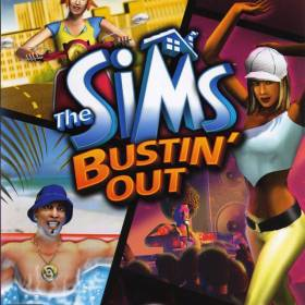 The coverart thumbnail of The Sims Bustin' Out