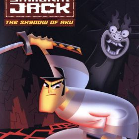 The coverart thumbnail of Samurai Jack: The Shadow of Aku