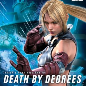 The cover art of the game Death by Degrees.