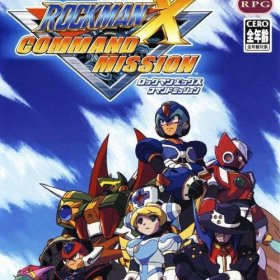 The coverart thumbnail of Rockman X: Command Mission