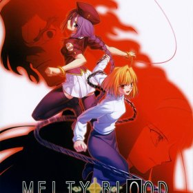 The coverart thumbnail of Melty Blood: Act Cadenza