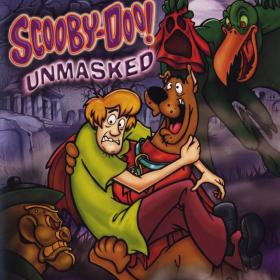 The coverart thumbnail of  Scooby-Doo! Unmasked