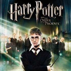 The coverart thumbnail of Harry Potter and the Order of the Phoenix