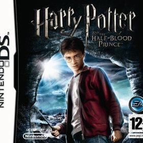 The cover art of the game Harry Potter and the Half Blood-Prince .