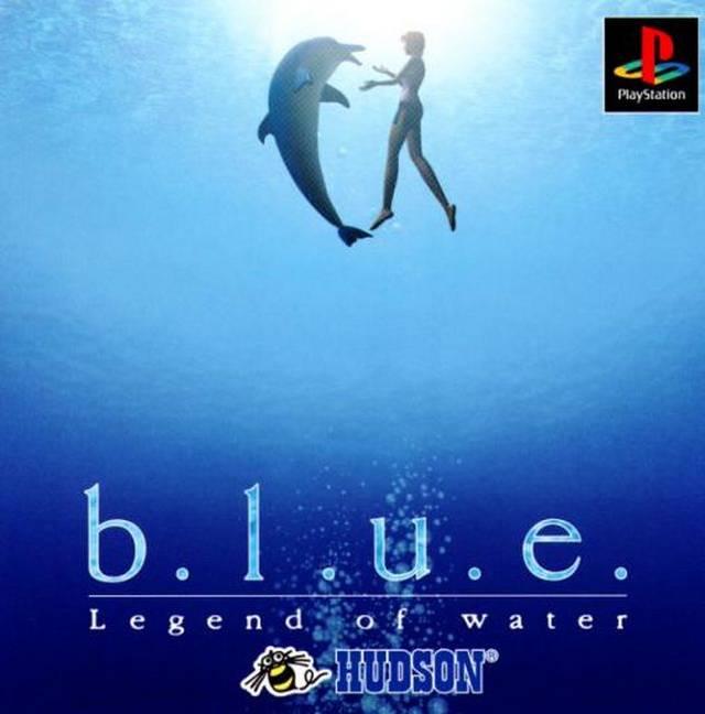 B.L.U.E.: Legend of Water
