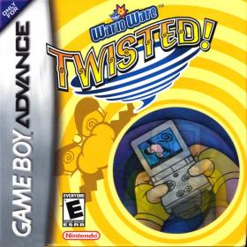 The coverart thumbnail of WarioWare: Twisted!
