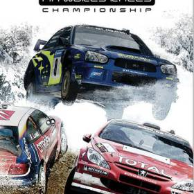 The cover art of the game WRC: FIA World Rally Championship.