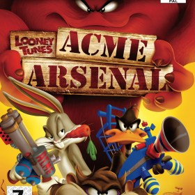 The coverart thumbnail of Looney Tunes: Acme Arsenal