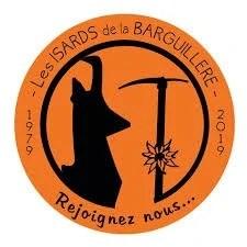 logo isards de la Barguilière