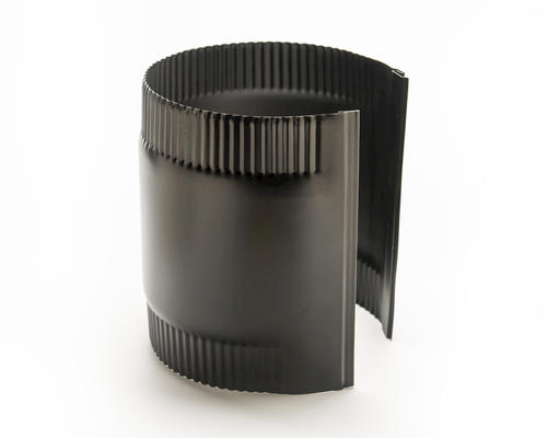Black 8 Inch Stove Pipe Home Depot
