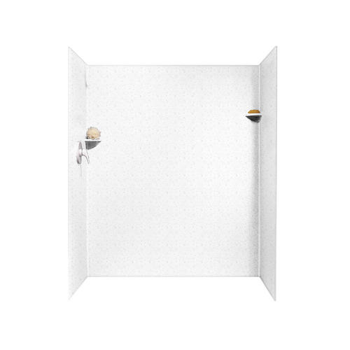 Swan 36 X 60 X 72 Shower Wall Kit At Menards