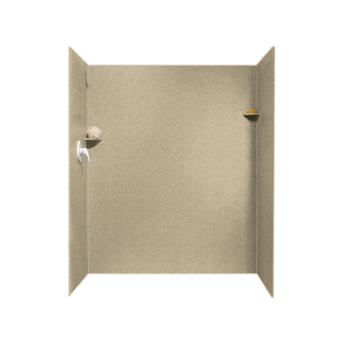 Swan 36 X 60 X 72 Shower Wall Kit At Menards