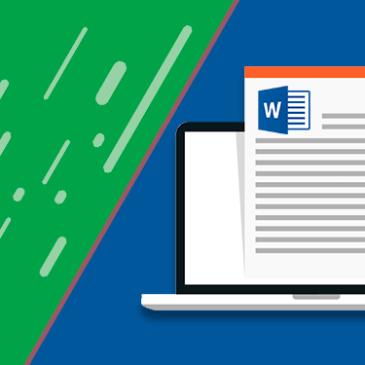 Crea tus tablas en Word 2016 a partir de texto