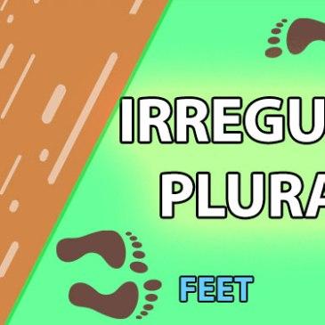 Aumenta tu vocabulario con los increíbles irregular plural.