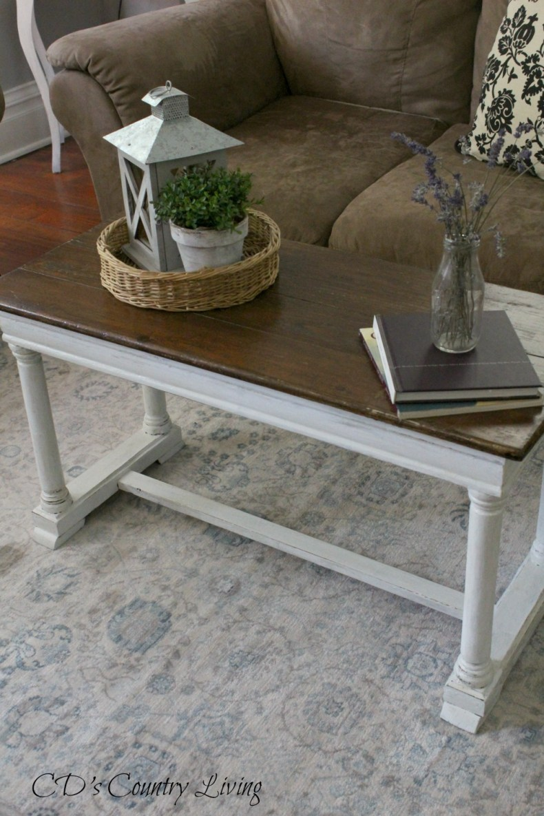 Piano Bench Coffee Table