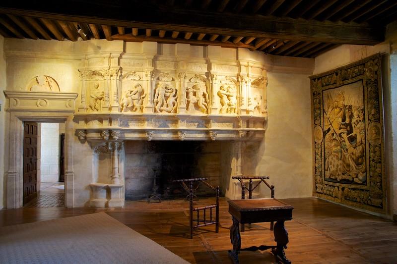Chteau De Puyguilhem Patrimoine Culturel Prigord
