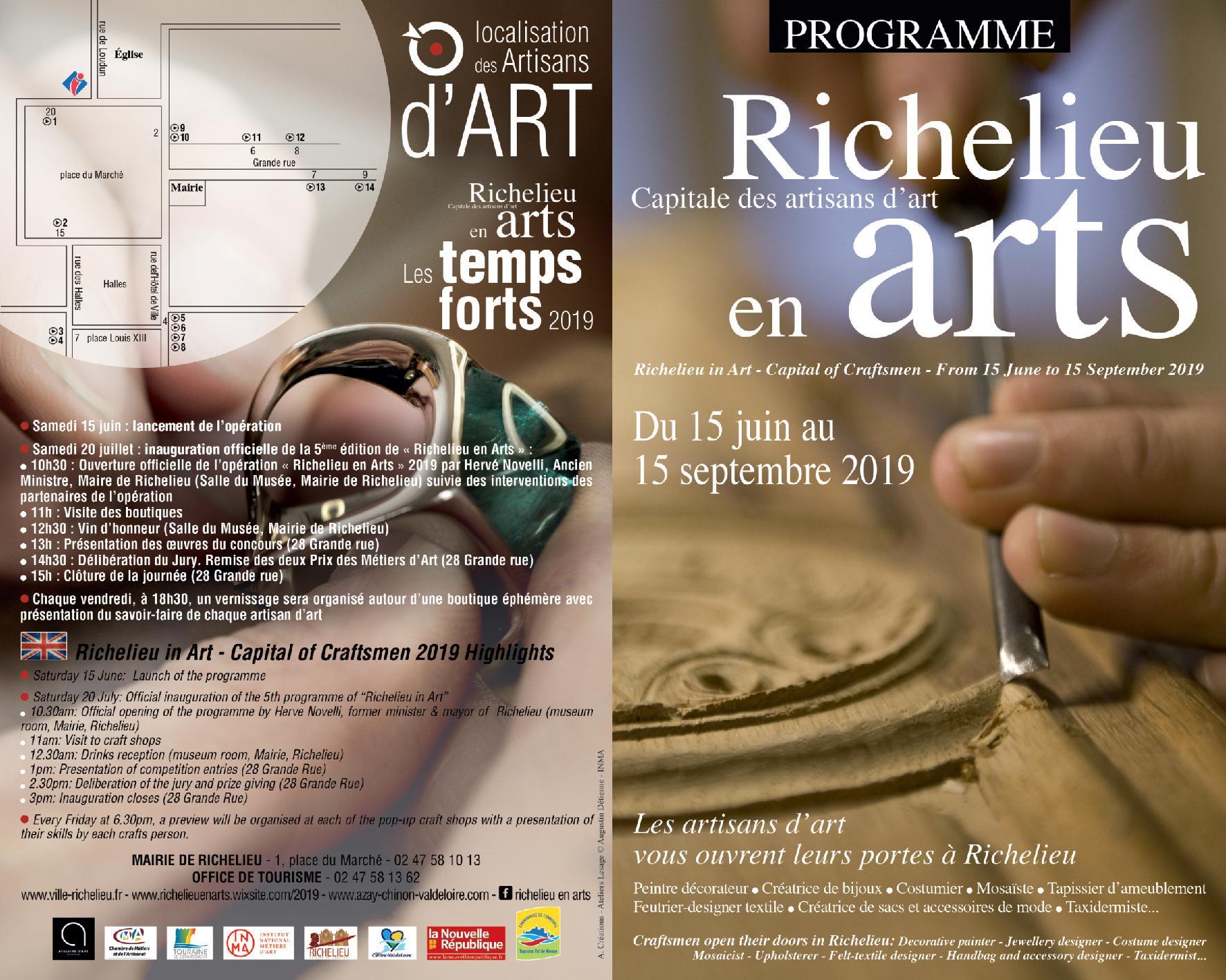 Richelieu En Arts