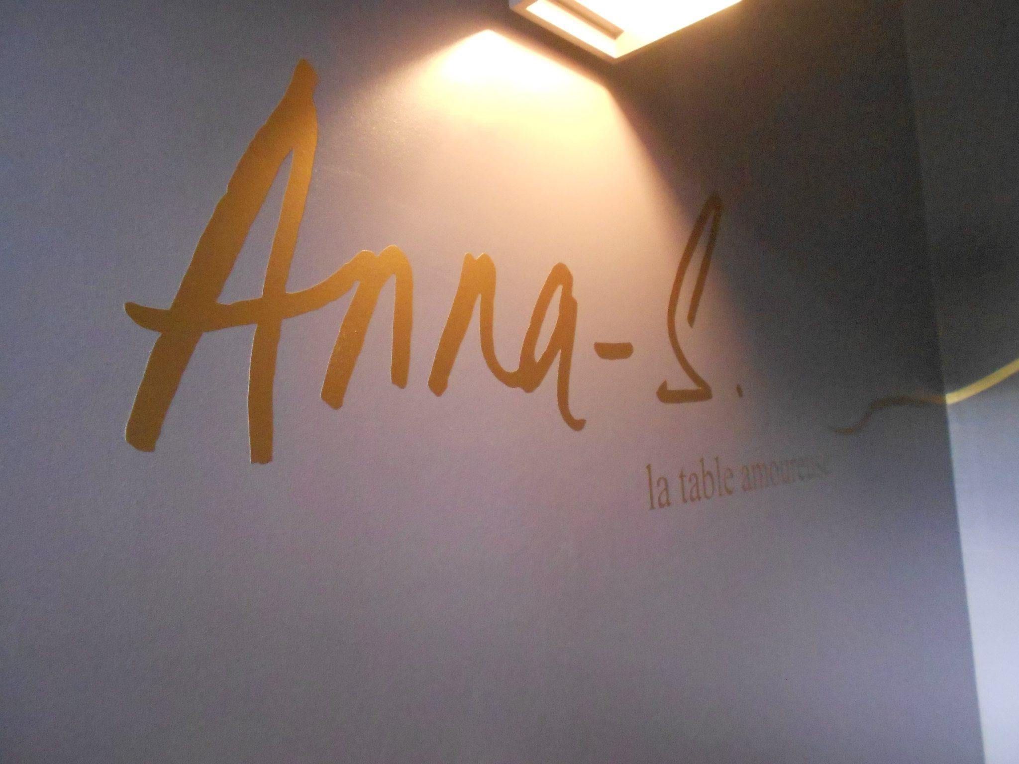 anna s la table amoureuse reims