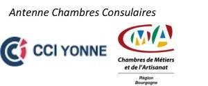 Antenne Consulaire CDT - CCI YONNE - CMA Bourgogne- Tonnerre