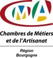Logo Chambre de Métiers et de l'Artisanat Région Bourgogne