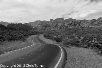 valley of fire road 1