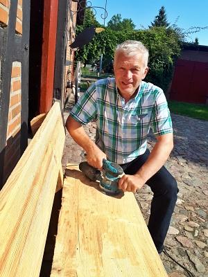 CDU Handorf - Unser Bürgermeister Kandidat Karl-Heinz Raabe