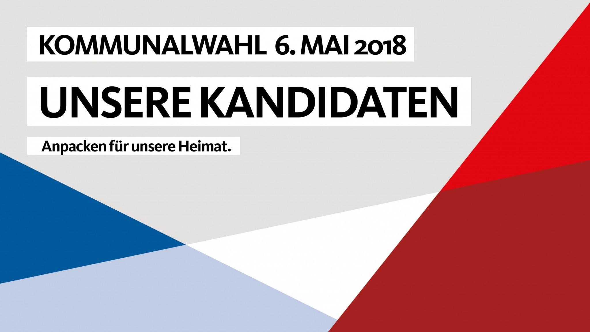 Unser Flyer zur Kommunalwahl