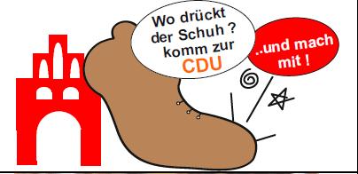 Aktionstag des CDU Ortsverbandes Neustadt