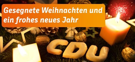 Frohe Weihnachten und ein gutes Neues Jahr 2018 - CDU WaghäuselCDU ...