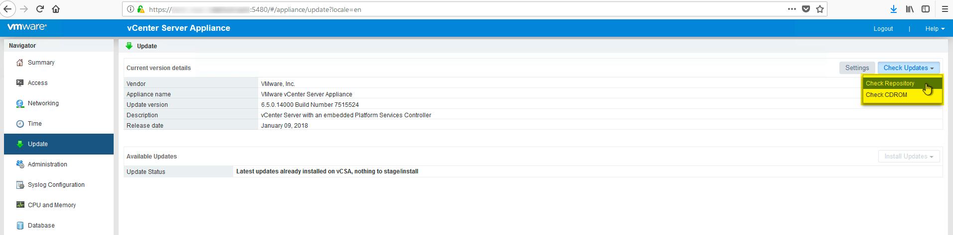 Access Idrac From Esxi