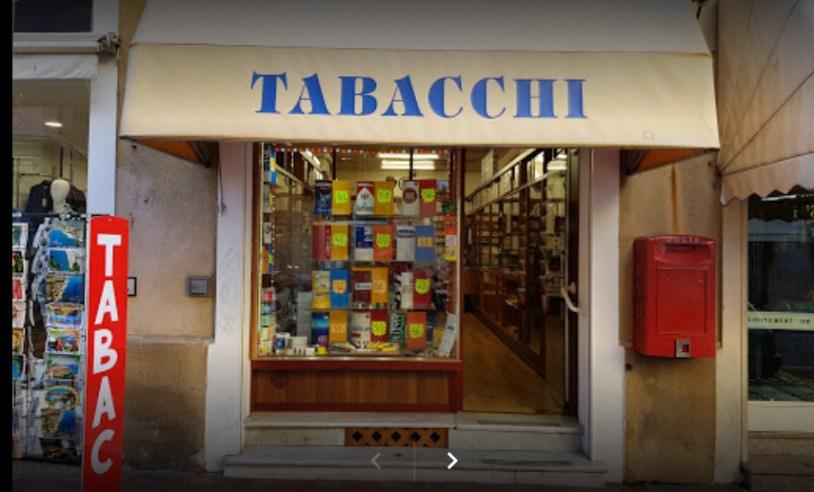 Bureau de tabac Vintimille