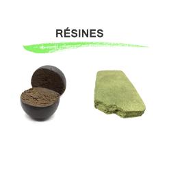 Résines & Wax