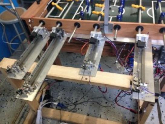 Custom linear and rotational actuators