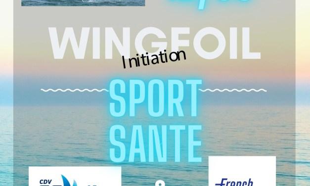 Initiation WingFoil Le 12/09 à mazerolles