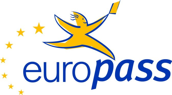 Creating a Europass CV