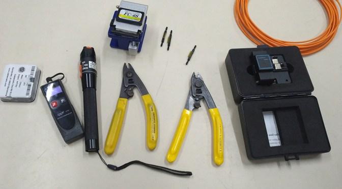 Fiber Optic Facility Practices. Servicomtel.