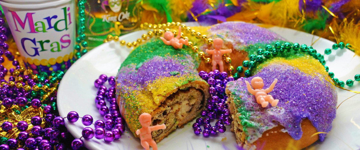What Does Getting The Baby In A Mardi Gras Cake Mean