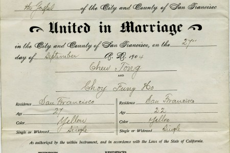 marriage certificate san francisco marriage certificate » Free ...